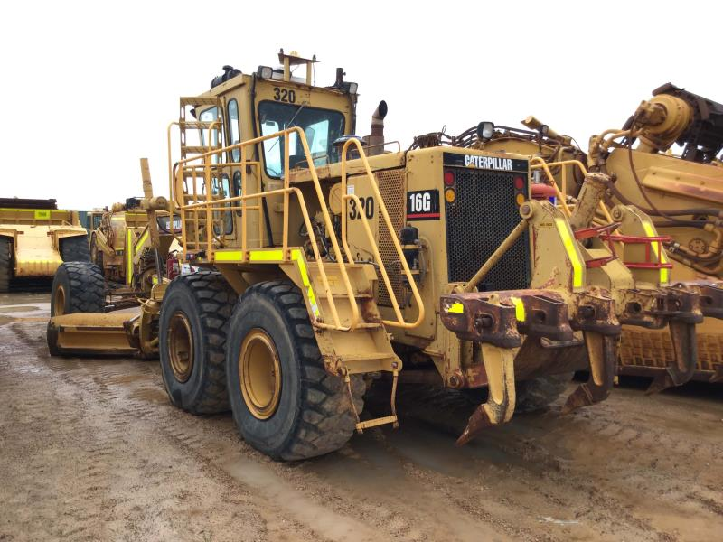 Cat 16G Grader For Sale | Piacentini & Son Equipment Sales